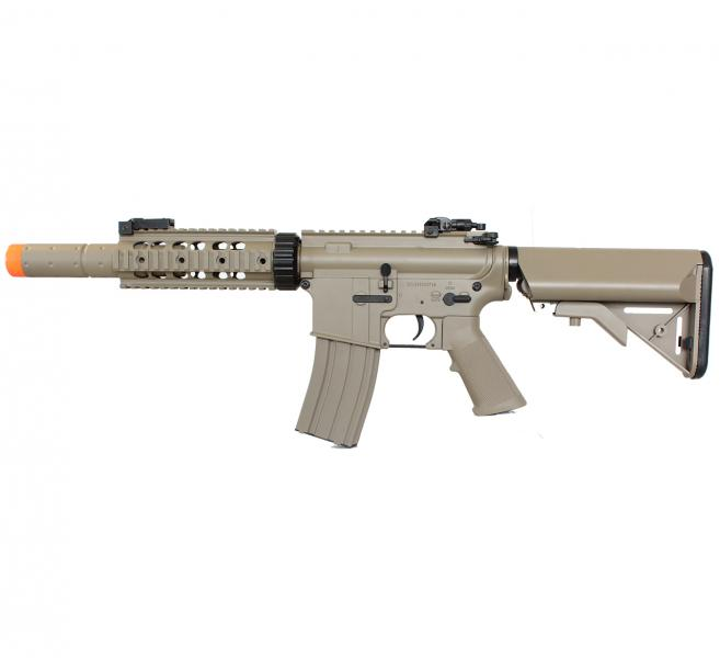 Rifle Airsoft M4A1 TAN CYMA