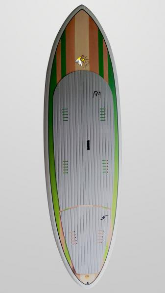 Prancha Stand Up Paddle Fm Surf Sup Híbrida