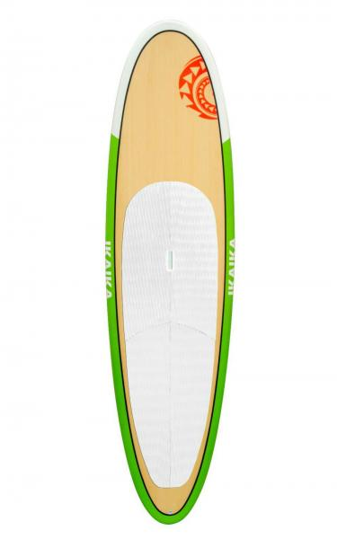 Prancha de Stand Up Paddle Ikaika Sup Long Verde